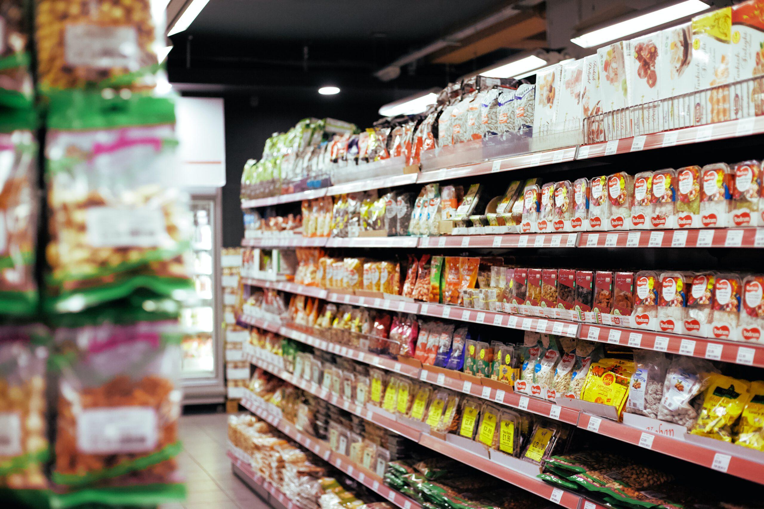 Hochwertige Lebensmittel vom Großmarkt